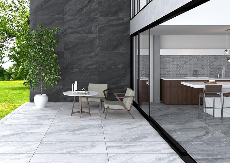 Niro Granite Legacy Anti Slip tiles for Outdoor and Kitchen